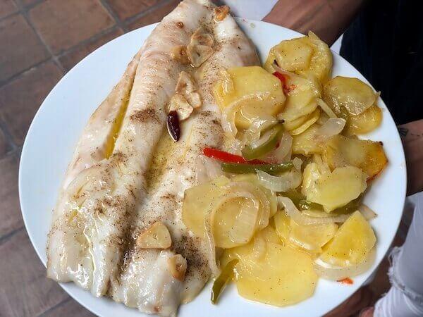 Filetes de Merluza al Limón | al Horno con Salsa
