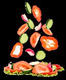 Comidas y Recetas Vegetarianas (Veganas)