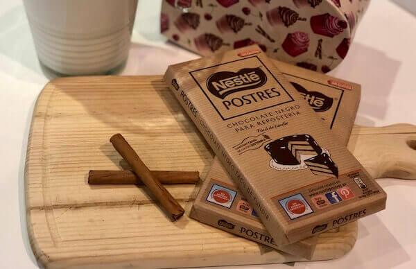 Receta Chocolate Caliente a la Taza