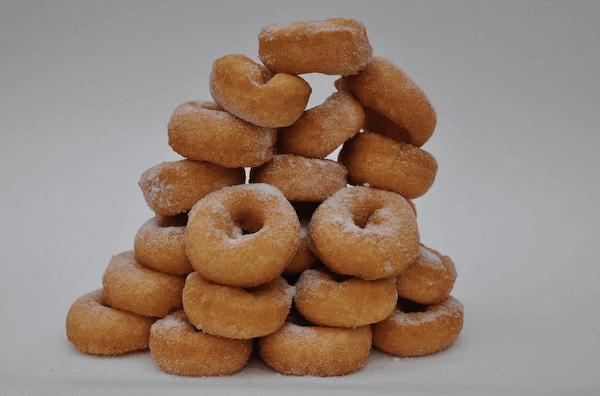 Donuts Caseros Esponjosos y Con Glaseado