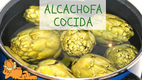 Cómo Cocer Alcachofa