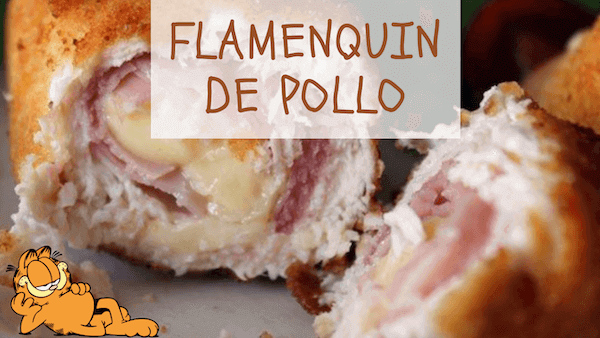 Flamenquines Cordobeses Caseros De Pollo, Jamón y Queso
