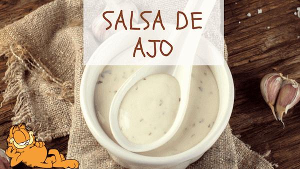 Cómo Hacer Salsa de Ajo Casera y Venezolana
