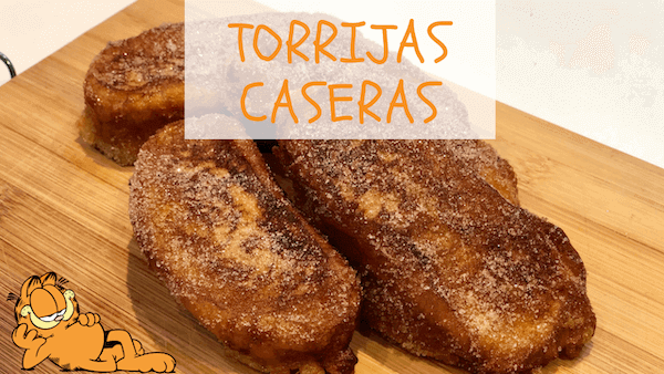 Cómo Hacer Torrijas Caseras o Picatostes Receta de Leche, de Vino, de Miel y al Horno