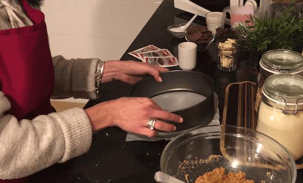 Tarta Tres Chocolates con Gelatina