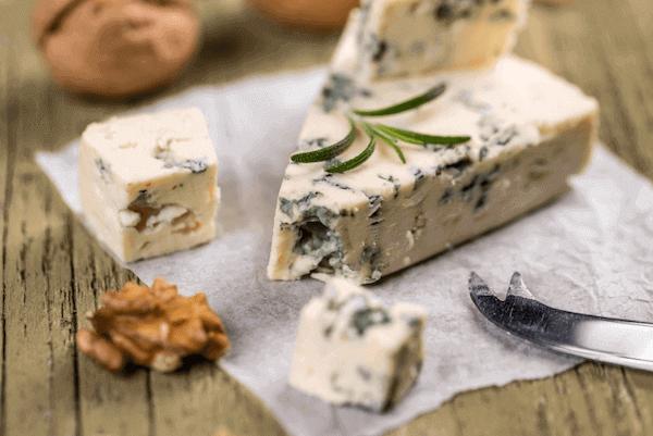 Salsa Roquefort Con Leche Fácil