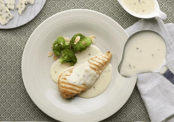 Salsa Roquefort Para Solomillo, Pasta y Untar