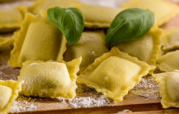 cómo cocer pastas rellenas