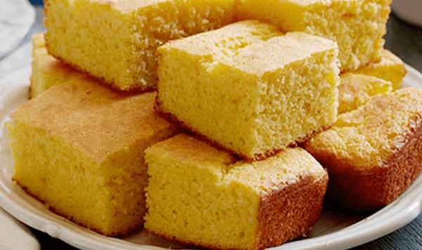 Pan para Pastel de Elote