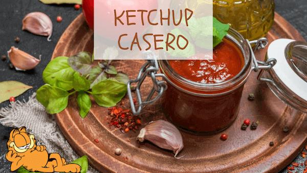 Ketchup, Cátchup o Cátsup Casero