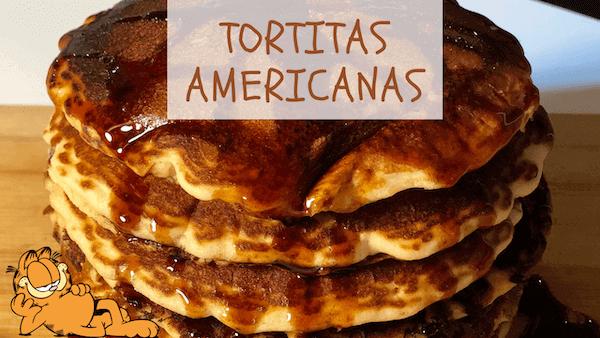 Tortitas Americanas, Hot Cakes o Panqueque