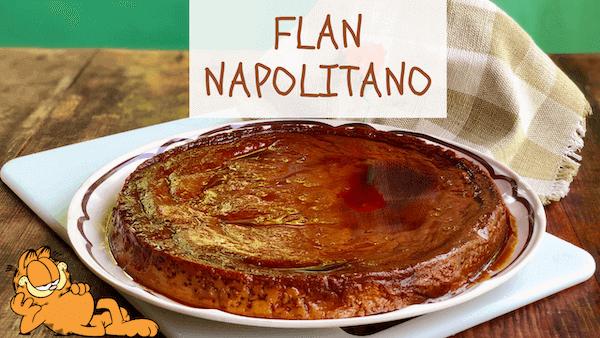 Flan Napolitano Casero