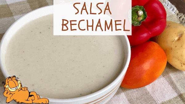 Cómo Hacer Salsa Blanca, Bechamel o Besamel