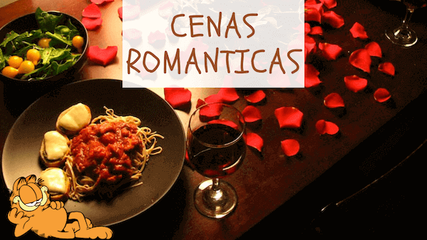 Cenas Románticas Para Sorprender a tu Pareja