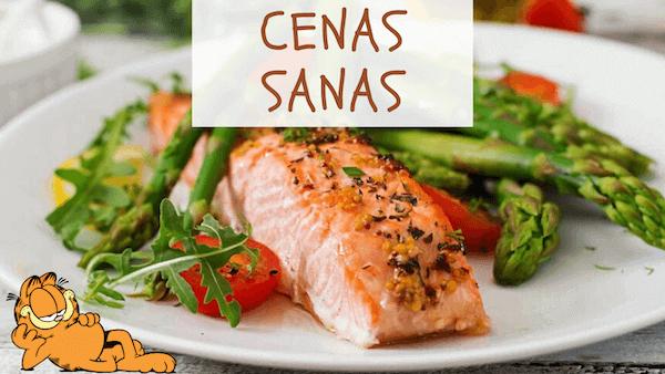 Cenas Saludables y Sanas