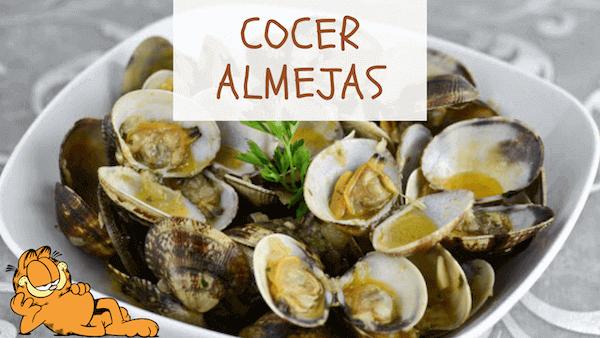 Cómo Cocer Almejas