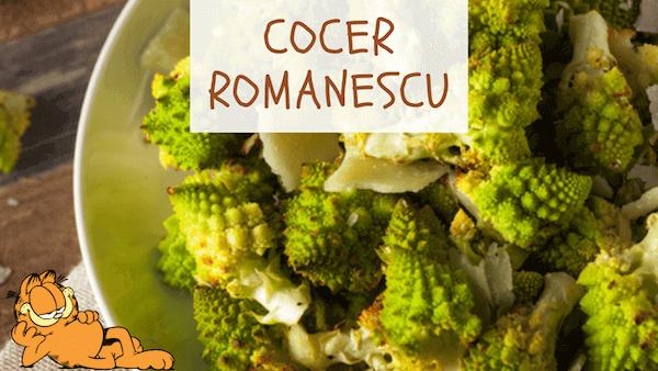 Cómo Cocer Romanescu