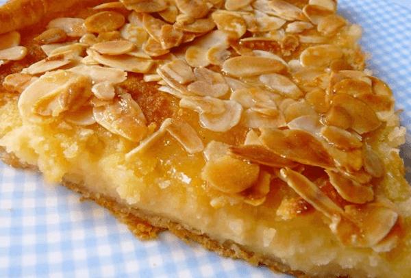 Tarta de Almendras Casera