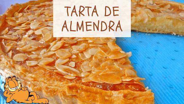 Tarta de Almendra Casera Asturiana