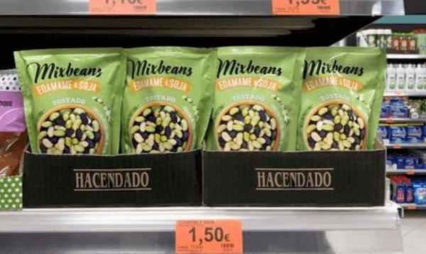snack saludable mercadona